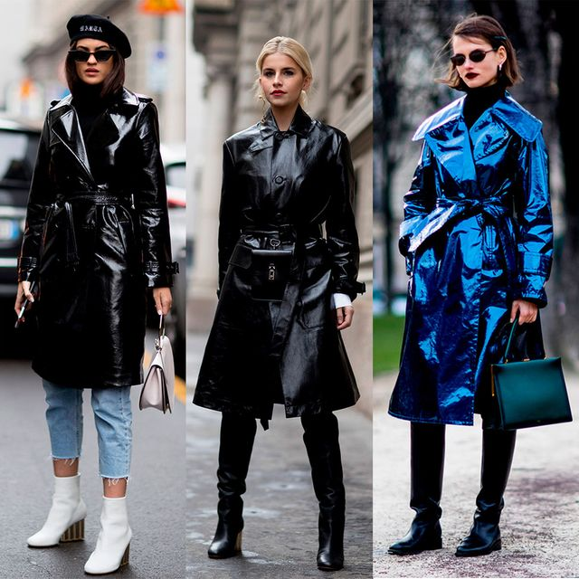 Clothing, Coat, Fashion model, Overcoat, Fashion, Street fashion, Trench coat, Outerwear, Jacket, Footwear,