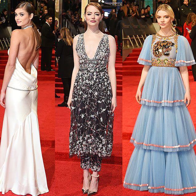 Trousers, Dress, Flooring, Red, Style, Formal wear, Carpet, One-piece garment, Fashion, Premiere,