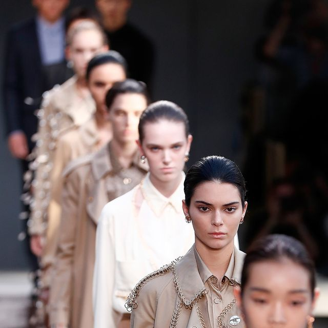 Fashion, Fashion model, Runway, Haute couture, Skin, Hairstyle, Beauty, Fashion design, Event, Fashion show,