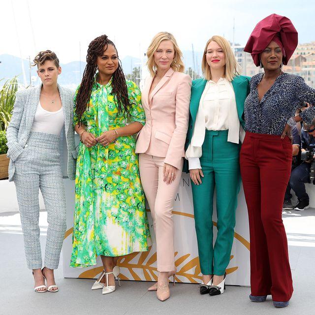 Green, Clothing, Fashion, Yellow, Fashion design, Fun, Dress, Event, Pantsuit, Street fashion,