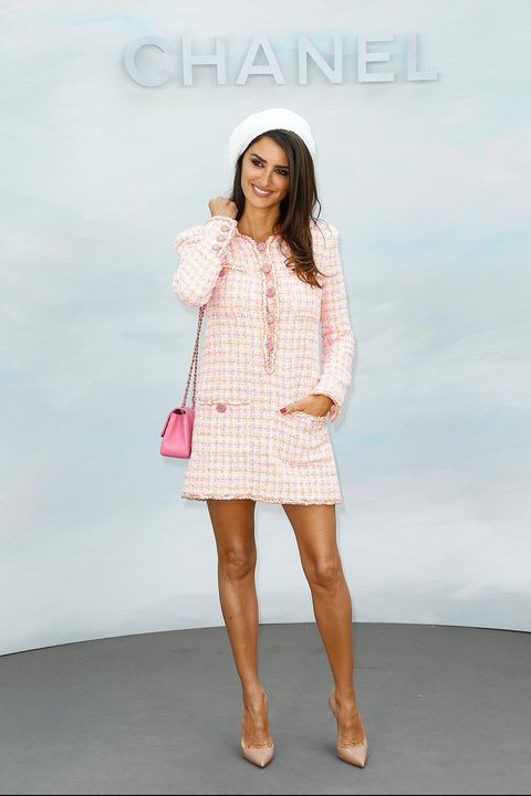 White, Clothing, Pink, Fashion, Beauty, Fashion model, Shoulder, Dress, Joint, Design,