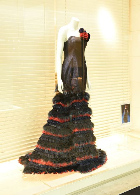 Dress, Clothing, Gown, Fashion, Formal wear, Haute couture, Fashion accessory, Fashion design,