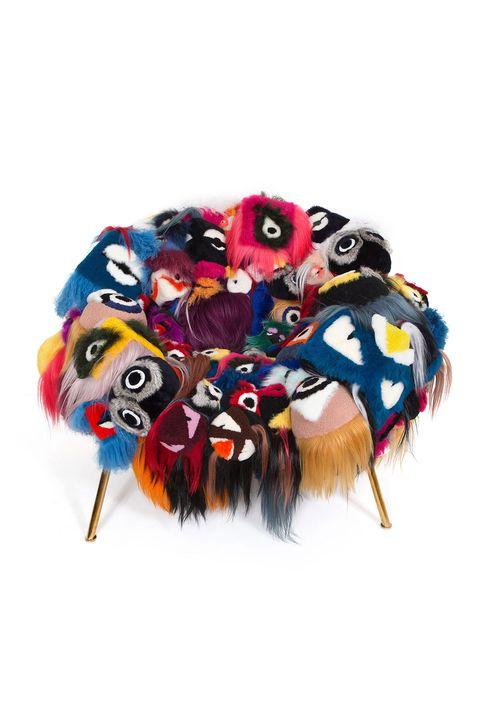 Art, Costume accessory, Fur, Paint, Natural material, Graphics, Costume, Creative arts,