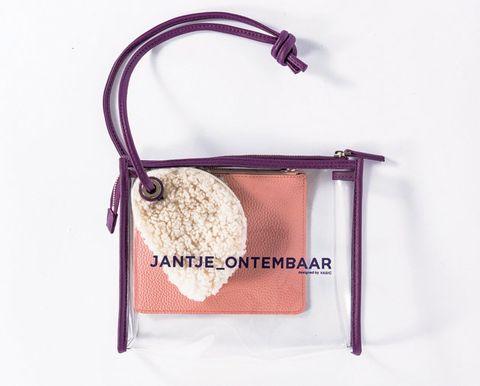 Violet, Font, Fashion accessory, Handbag, Metal,