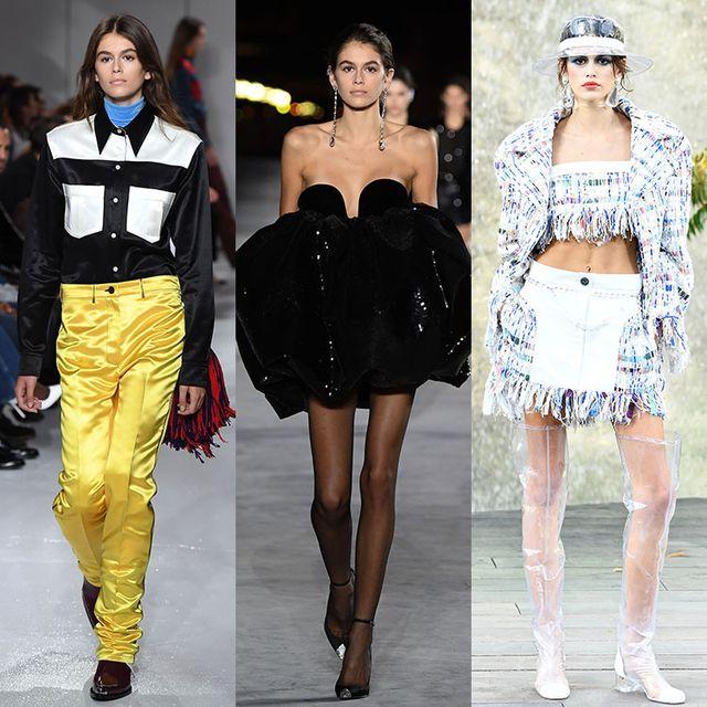 Fashion model, Fashion, Runway, Clothing, Fashion show, Haute couture, Shoulder, Footwear, Waist, Dress,