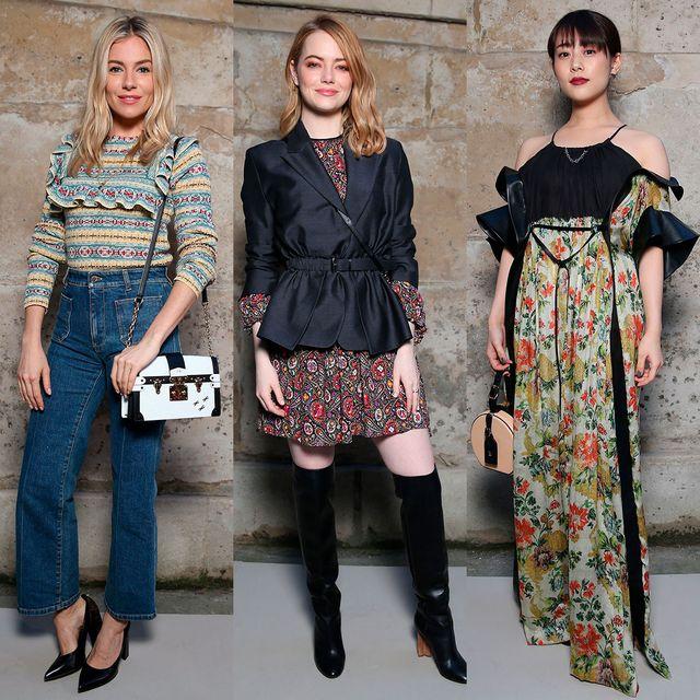 Clothing, Fashion model, Fashion, Street fashion, Dress, Footwear, Fashion design, Waist, Knee, Vintage clothing,
