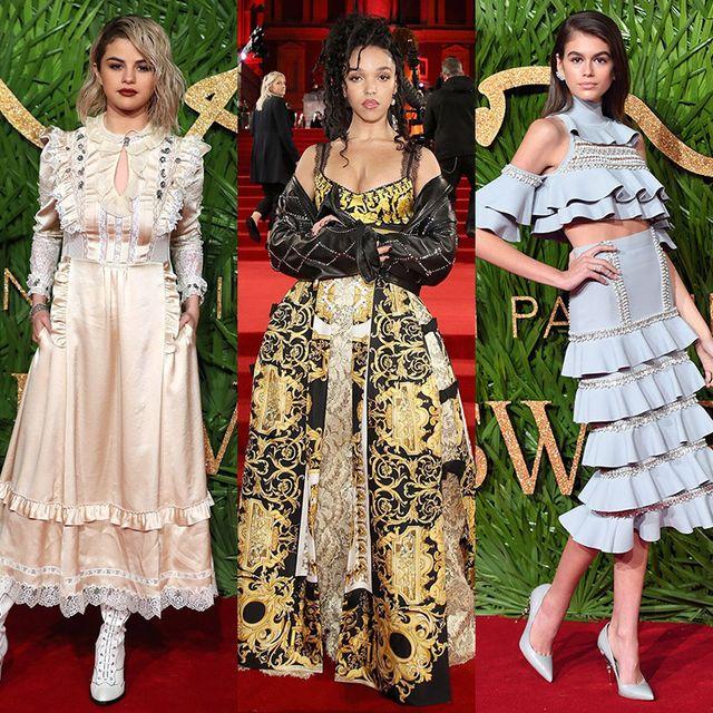 Clothing, Dress, Red carpet, Carpet, Fashion, Flooring, Fashion design, Costume design, Fashion model, Premiere,