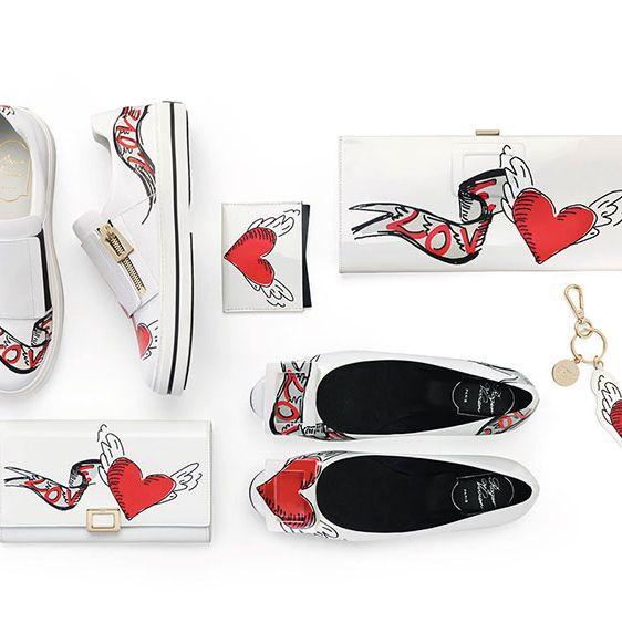 Red, Carmine, Fashion, Walking shoe, Coquelicot, Silver, Ballet flat, Kitchen utensil,