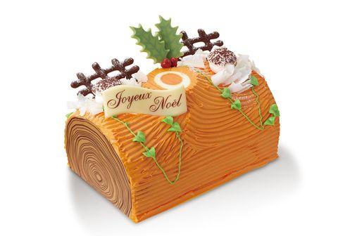 Ingredient, Orange, Dessert, Garnish, Yule log, Cuisine, Sweetness, Recipe, Cake, Cake decorating supply,