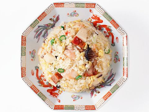 Dish, Food, Cuisine, Spiced rice, Rice, Steamed rice, Yeung chow fried rice, Fried rice, Risotto, Takikomi gohan,