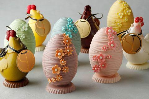 Easter egg, Easter, Ceramic, Food, Egg,