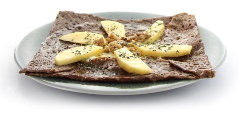 Food, Ingredient, Plate, Tableware, Dish, Recipe, Garnish, Fish, Breakfast, Serveware,