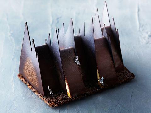 Brown, Chocolate cake, Chocolate, Cake,