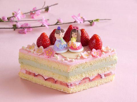Food, Torte, Cake, Cuisine, Dessert, Sweetness, Strawberries, Dish, Baked goods, Frozen dessert,