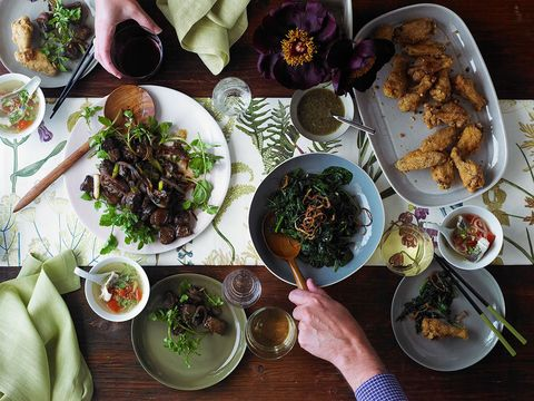 Dish, Food, Cuisine, Meal, Ingredient, Lunch, Namul, Comfort food, Produce, Salad,
