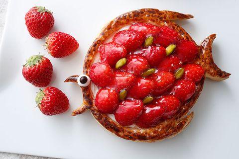 Food, Strawberry, Strawberries, Fruit, Berry, Dish, Cuisine, Frutti di bosco, Ingredient, Strawberry pie,