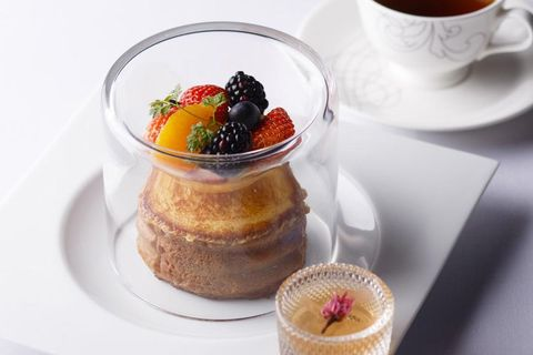 Food, Cuisine, Dish, Dessert, Ingredient, Sweetness, Brunch, Breakfast, Soufflé, Produce,