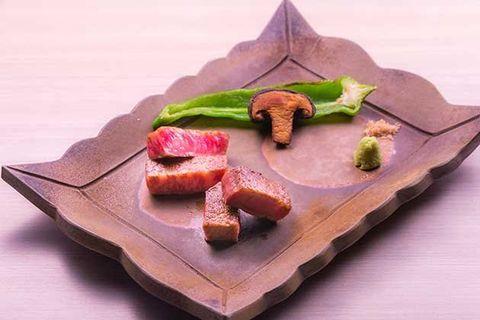 Dish, Food, Cuisine, Ingredient, Foie gras, Recipe,