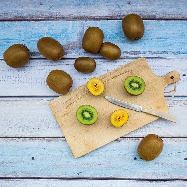 Fruit, Food, Wood, Plant, Cutting board, Produce,