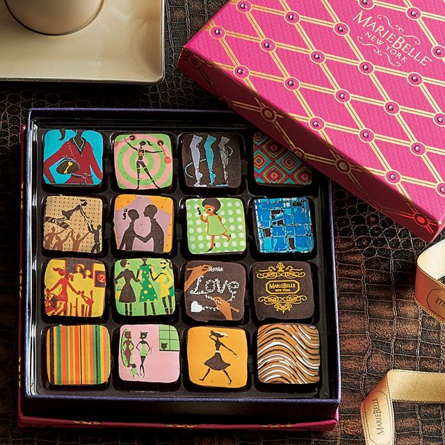 Rectangle, Box, Packaging and labeling, Square, Confectionery,