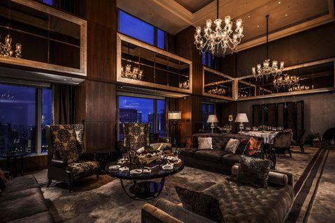 Room, Sky, Building, Interior design, Living room, Lighting, Architecture, Furniture, House, Design,