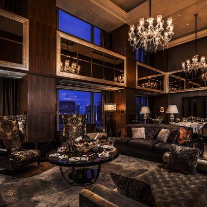 Room, Sky, Interior design, Building, Living room, Lighting, Architecture, Furniture, House, Design,