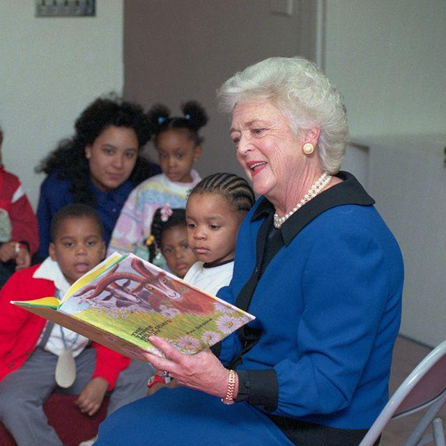 Community, Reading, Child, Event, Grandparent, Student, Smile,