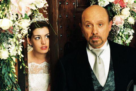 Photograph, Ceremony, Marriage, Wedding dress, Bride, Wedding, Event, Dress, Formal wear, Bridal clothing,