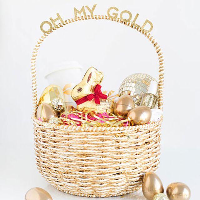 Basket, Hamper, Wicker, Gift basket, Present, Picnic basket, Easter, Home accessories, Ritual, Mishloach manot,