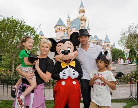 Walt disney world, People, Amusement park, Park, Fun, Vacation, Recreation, Mascot, Event, World,