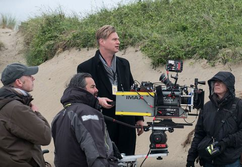 Filmmaking, Cinematographer, Film crew, Camera operator, Journalist, Vehicle,