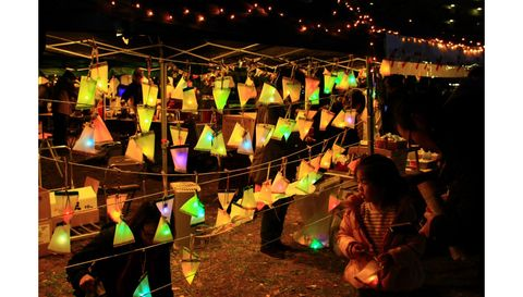 Light, Lighting, Night, Event, Crowd, Tree, Lantern, Leisure, Party,