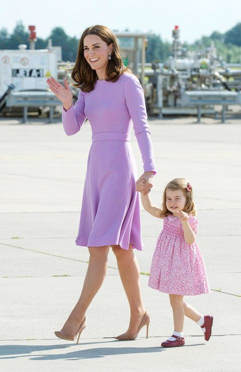 Clothing, Dress, Violet, Lavender, Purple, Pink, Fashion, Standing, Footwear, Child,