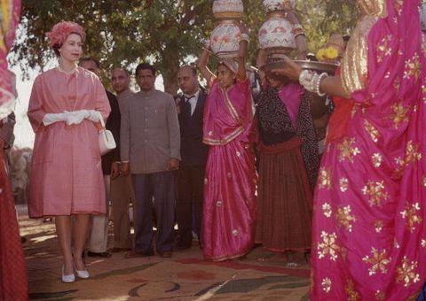 Rite, Pink, Marriage, Sari, Event, Temple, Tradition, Magenta, Ceremony,