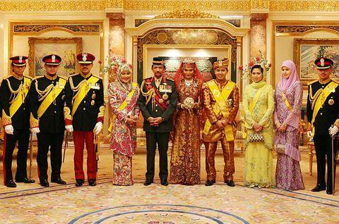 ブルネイ マティーン王子 結婚