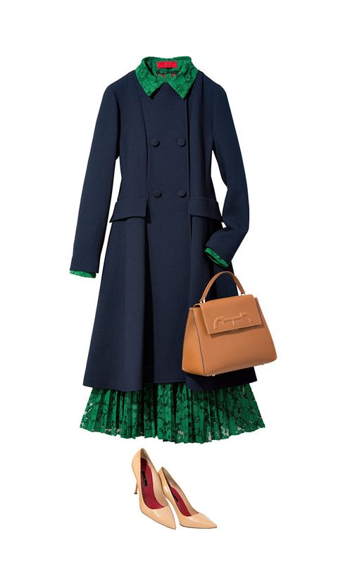 Clothing, Green, Coat, Footwear, Outerwear, Trench coat, Shoe, Overcoat, Frock coat, Sleeve,