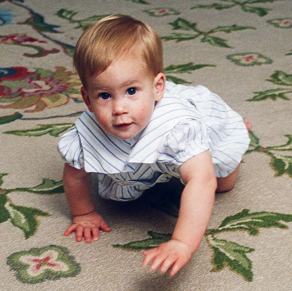child, toddler, baby, crawling, tummy time, play, leaf, grass, plant, pattern,