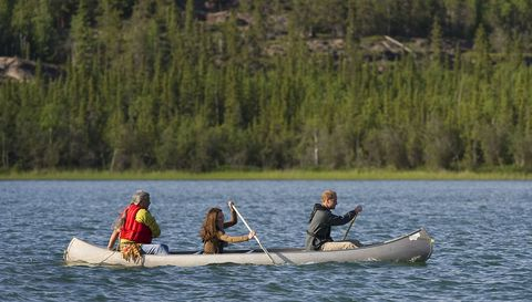 Vehicle, Water transportation, Outdoor recreation, Paddle, Boats and boating--Equipment and supplies, Watercraft rowing, Boating, Oar, Canoe, Boat,