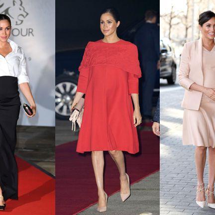 Clothing, Fashion model, Red, Fashion, Dress, Footwear, Formal wear, Suit, Neck, Flooring,