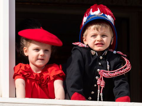People, Child, Red, Smile, Cap, Toddler, Headgear, Uniform, Tradition, Happy,