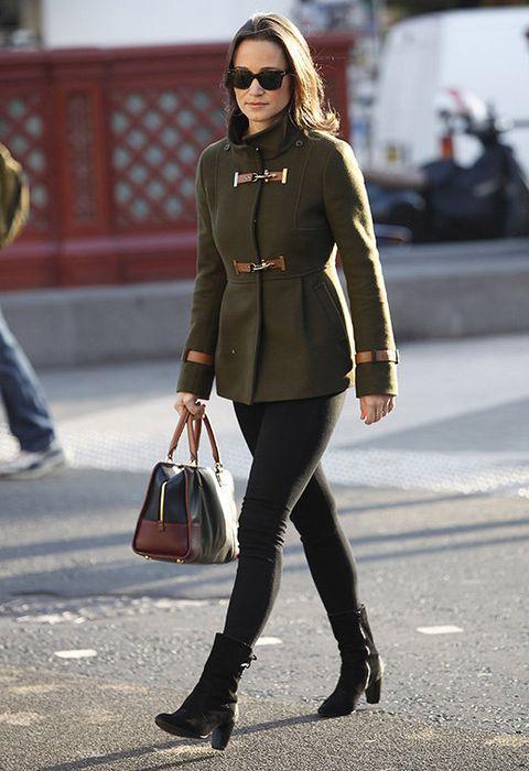 Clothing, Eyewear, Footwear, Vision care, Leg, Brown, Sleeve, Sunglasses, Bag, Textile,