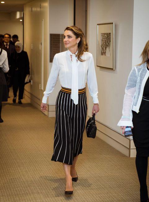 Clothing, White, Fashion, Waist, Street fashion, Black-and-white, Footwear, Fashion design, Design, Dress,
