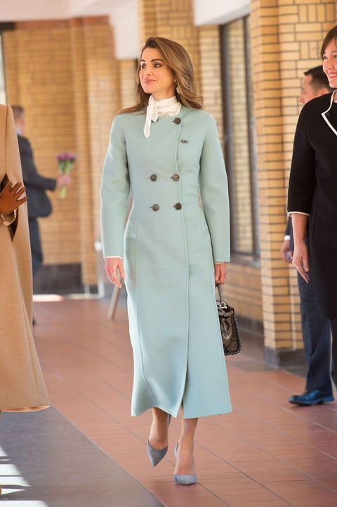 Clothing, Coat, Trench coat, White, Overcoat, Fashion, Fashion model, Dress, Formal wear, Outerwear,