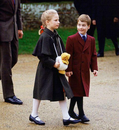 Uniform, Fashion, Standing, Outerwear, Event, School uniform, Child, Smile,