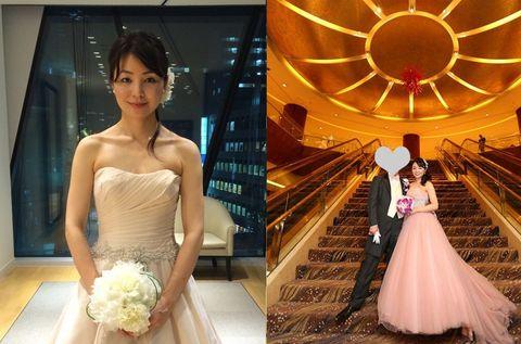 Gown, Bride, Dress, Wedding dress, Photograph, Clothing, Bridal clothing, Bridal party dress, Bridal accessory, Ceremony,