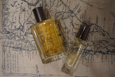Perfume, Fluid, Liquid, Glass bottle, Material property, Solution, Cosmetics,