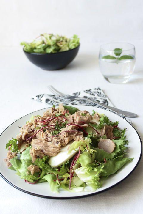 Dish, Food, Cuisine, Salad, Ingredient, Caesar salad, Vegetable, Leaf vegetable, Cruciferous vegetables, Produce,