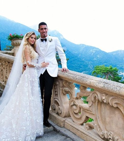 Wedding dress, Photograph, Gown, Bride, Bridal clothing, Dress, Veil, Wedding, Ceremony, Honeymoon,