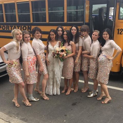 Social group, Skin, Event, Fashion, Fun, Dress, Ceremony, Team, Smile,