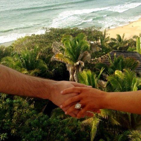 Tropics, Wilderness, Plant, Tree, Hand, Vacation, Ocean, Sky, Beach, Adaptation,
